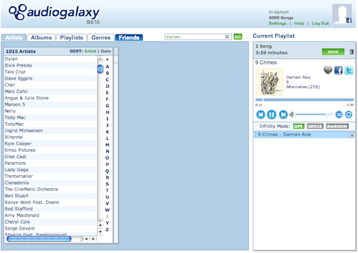 AudioGalaxy2 4 easy ways to access your music library from anywhere
