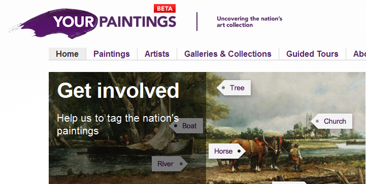 BBC Your Paintings 1308829161168 The BBC Your Paintings project aims to bring every UK oil painting online