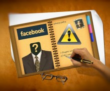 Computers you privacy on Facebook Simon Chavez dpa Corbis 220x183 Facebook Profile Management: Whos really in control?