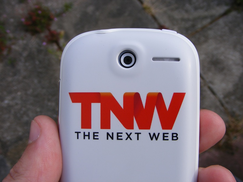 Say hello to The Next Web smartphone