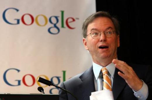 Schmidt: Facebook rejected Google's offer for partnership