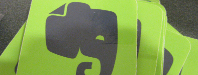 Evernote Arrives for Windows Phone 7