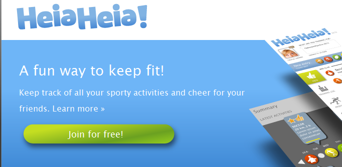 HeiaHeia probably the most fun way to keep fit 1309087490483 Nokias ex employees are building Finlands future