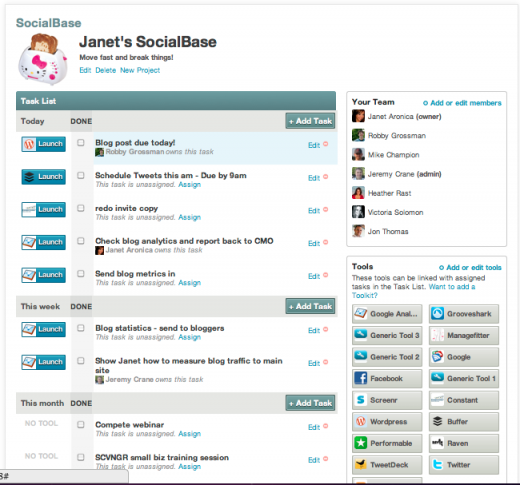 Janets SocialBase 520x485 SocialBase: A turbo charged to do list app for Social Media Managers