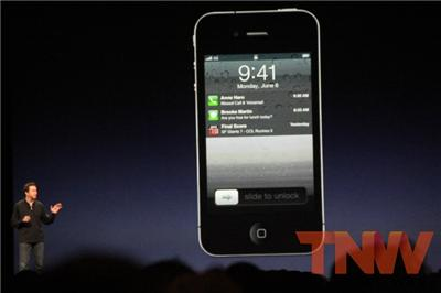 Notification iOS 5 introduced. iPhones finally get great notifications.