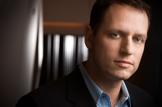 Peter Thiel 520x345 Peter Thiels full on rager ends with a 25 minute elevator pitch