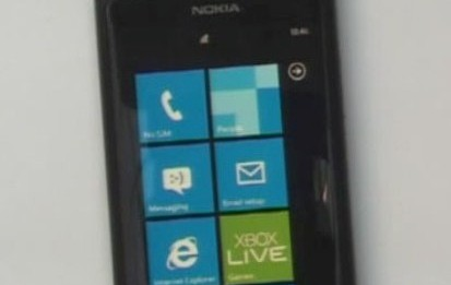Nokia Windows Phone Photo Leaked