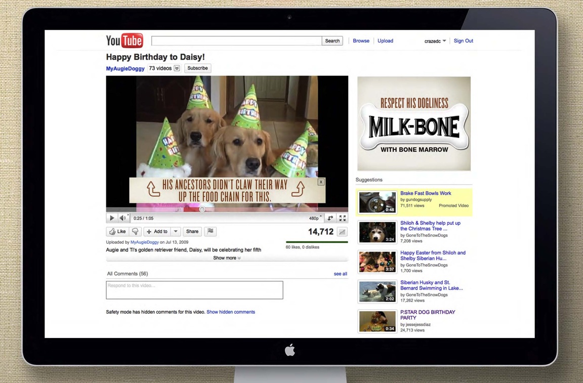 Only 30% of YouTube Users Skip Pre-Roll Ads [Correction: 30% in fact WATCH the ads]