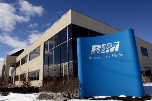 RIM slashes forecasts as profits drop, shares plummet 15 percent