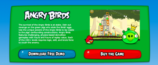 Screen shot 2011 06 02 at 1.04.05 PM 520x216 Angry Birds now available for Windows PCs, no browser needed