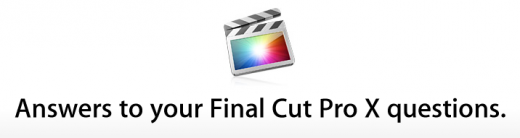 Screen shot 2011 06 29 at 10.09.02 520x138 Apple addresses Final Cut Pro X complaints with new FAQ page