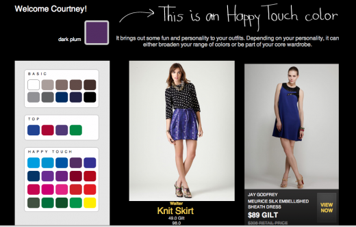 Screen shot 2011 06 30 at 11.17.49 AM 520x332 The Purple Jane app for Chrome lets you shop online by color