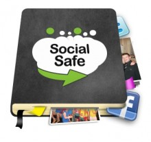 SocialSafe 220x207 Facebook Profile Management: Whos really in control?