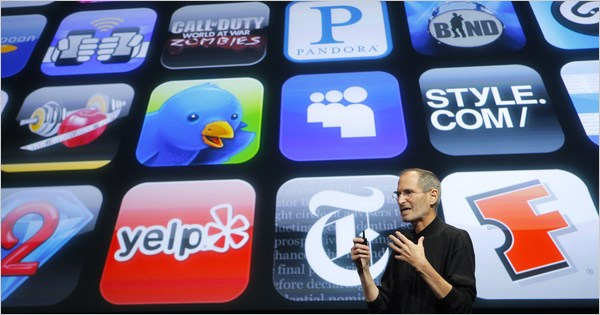 Apple's App Store Passes 400,000 Apps: Report