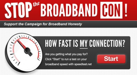 StopBroadbandCon 520x284 Virgin Media rapped for its stop the broadband con campaign