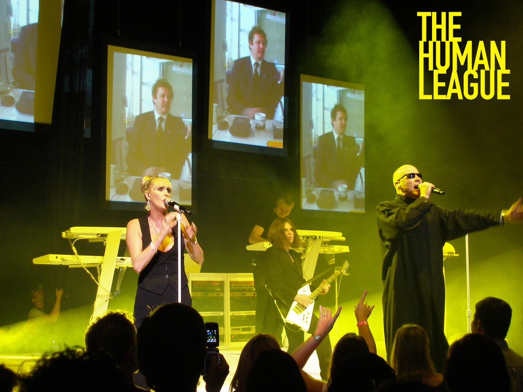 GigsWiz teams up with The Human League for fan loyalty program