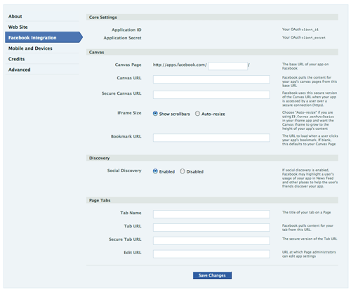 Which URLs How to create a custom Facebook Landing Page in 5 minutes or less