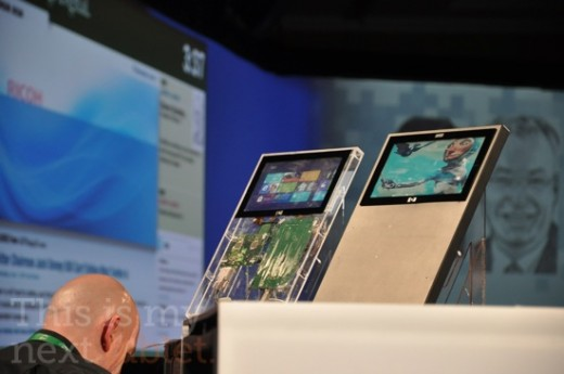 Windows81 520x3451 Microsoft shows off Windows 8s tablet UI