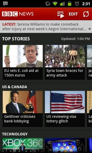 WorldAndroidApp2 300x500 BBC News Android app now available worldwide