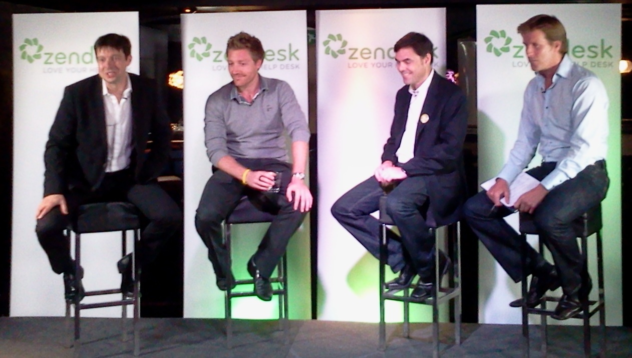 Zendesk, the cloud-based help-desk platform, launches European HQ in London
