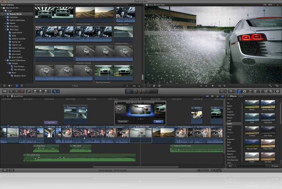 Apple Begins Refunding Unhappy Final Cut Pro X Customers