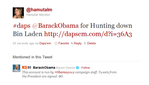 barack 520x299 Dapsem now lets you give virtual fist bumps on Twitter. Will it go viral?