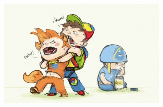 browsers 520x343 The browser wars, illustrated