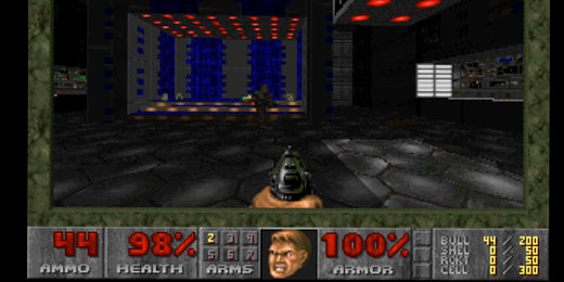 doom The original DOOM ported to your browser with HTML5 & JavaScript