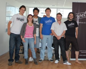 equipo welcu 300x242 Summer in the Valley for Latin America startups Ovia and Welcu