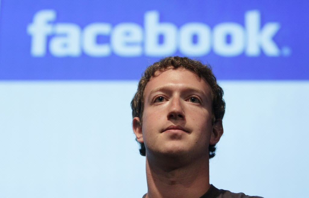 Zuckerberg: Facebook has no immediate plan for China