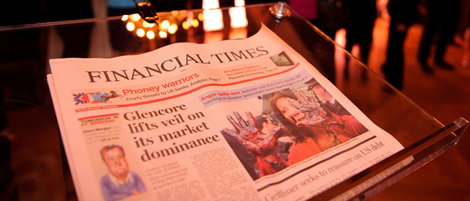 The FT dodges Apple's subscription fee with new Web app for iOS devices