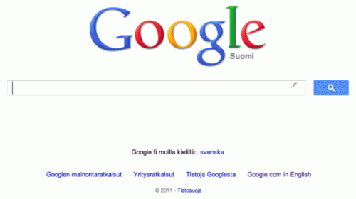 google search ui test jun2011 3 500x280 Google testing yet another redesign, kills Im Feeling Lucky