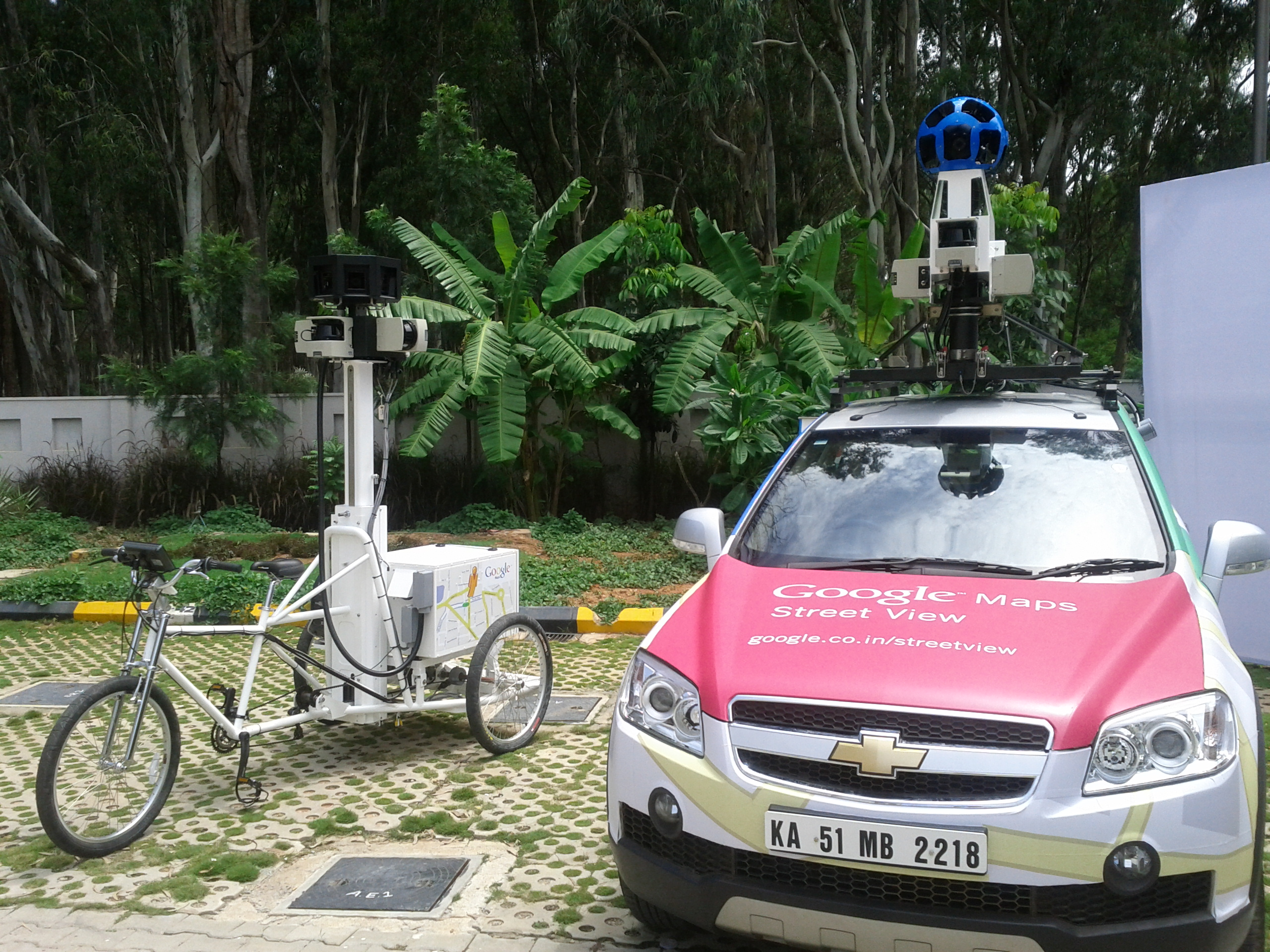 Google halts Street View capture in India over Police concerns [Updated]