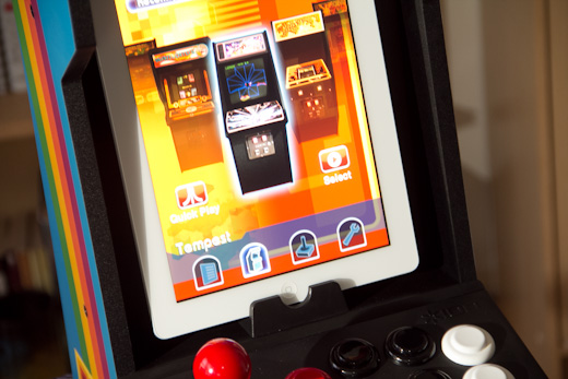 icade 5 The iCade takes me back to a time when quarters were like gold