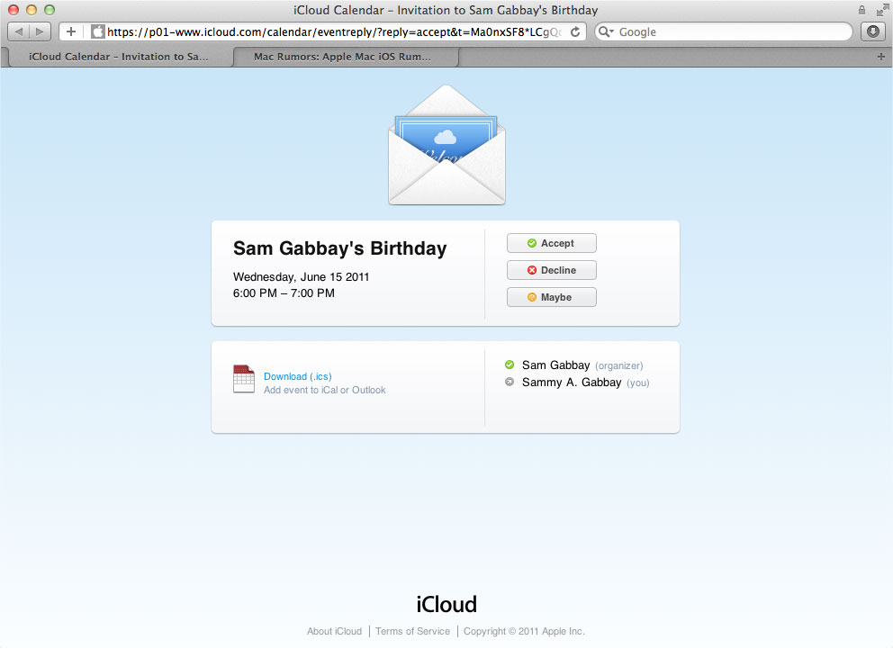It looks like iCloud will have some web apps after all