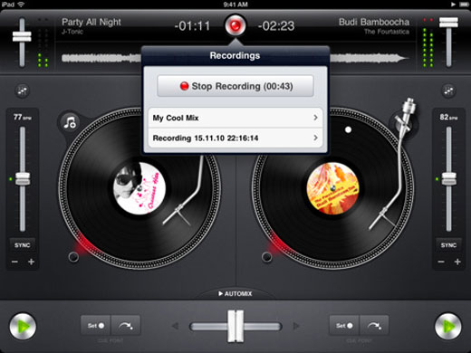 ipad djay Find Out Who Won the 2011 Apple Design Awards