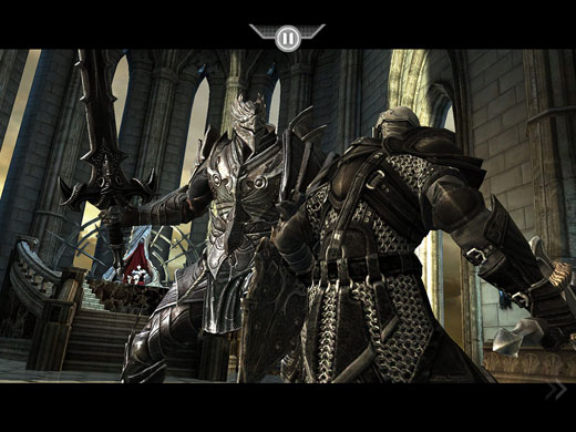 iphone infinityblade Find Out Who Won the 2011 Apple Design Awards