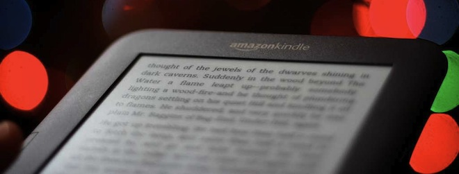 Kindle to make up 10 percent of Amazon's sales next year