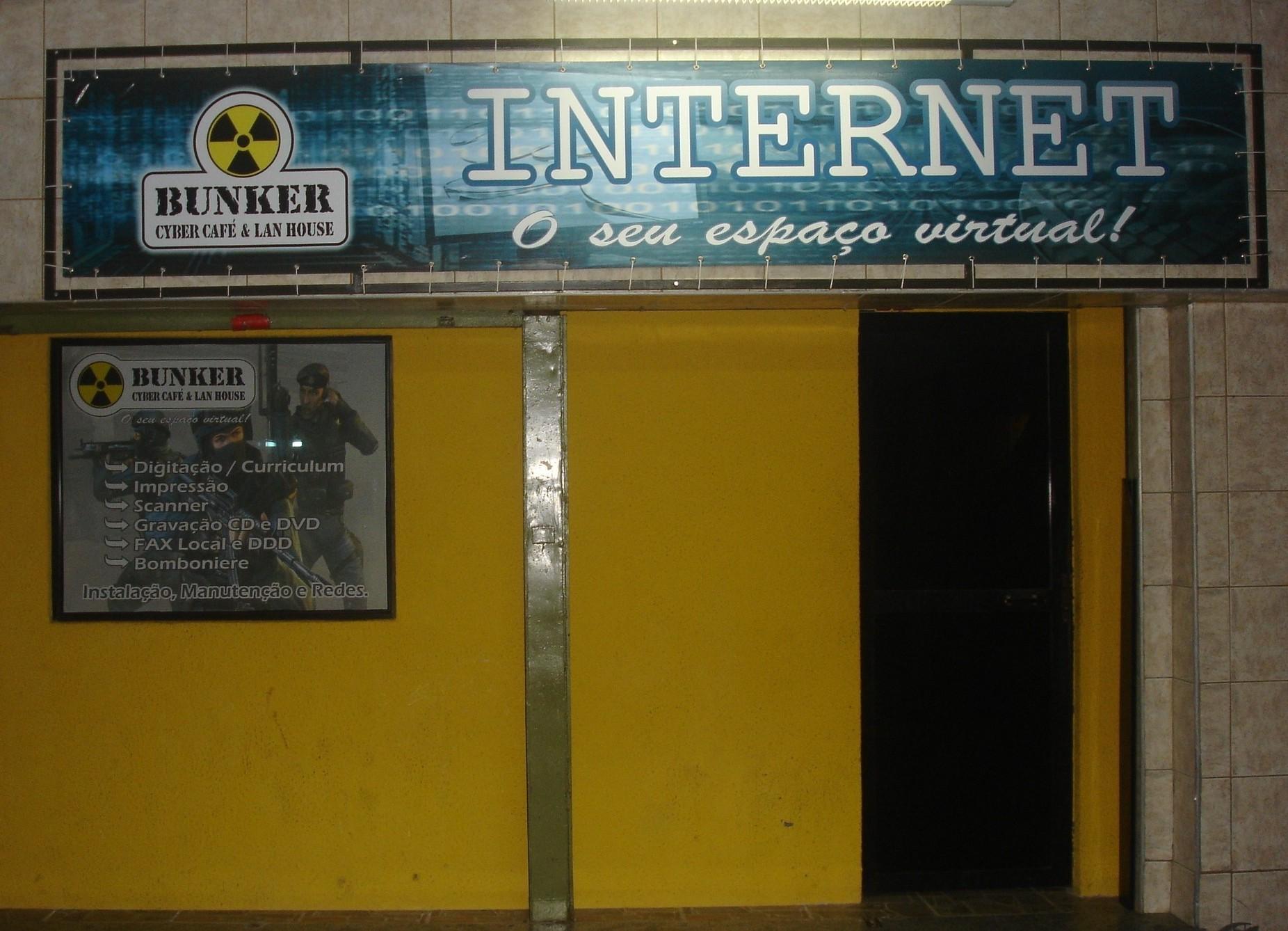 Why Brazilian cyber cafés still matter