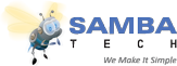logo samba Samba Tech: from Brazil to China?