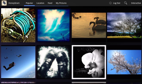media 1309175035362 HoneyGram is a slick Instagram browser...for your Honeycomb tablet