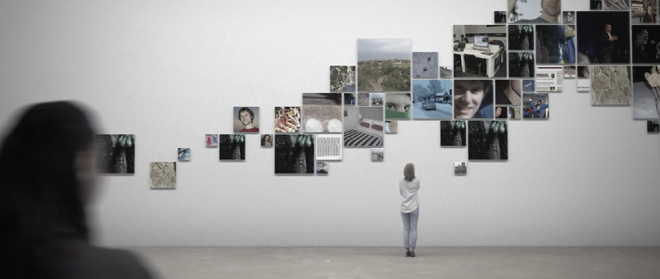 Impressive: Intel turns your Facebook account into a museum piece