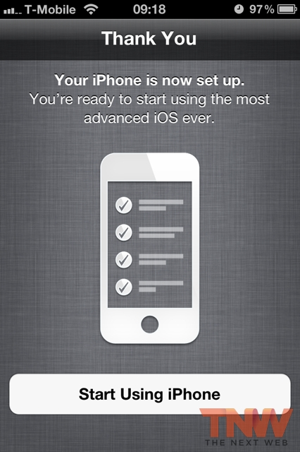 photo 5 iOS 5 First Look: Setup, iMessage and Notification Center walkthrough