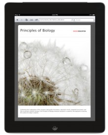 princbio1 220x275 The Next Education: A $49, web based textbook is coming