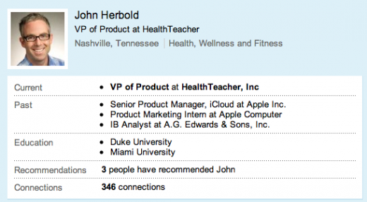screen shot 2011 06 21 at 1 09 27 pm 520x286 iClouds Product Manager, John Herbold, has left Apple