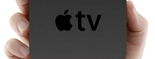 Will Apple enter the TV business after all?
