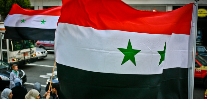 After two days offline, Internet in Syria is starting to be restored