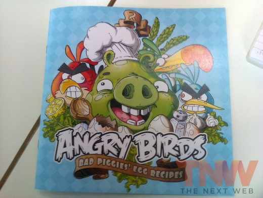 tnw0 520x391 Puffies Popovers? Gallic Garlic? A first look at the Angry Birds Cookbook