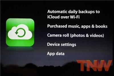 wifibackup WWDC 2011: Everything you need to know in one handy list