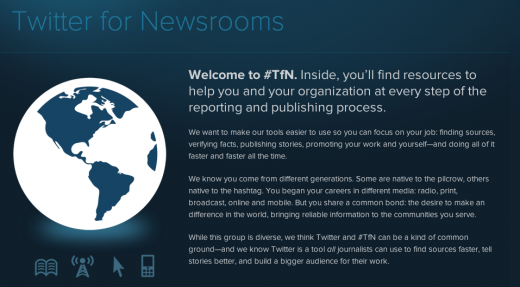 x 520x287 Twitter finds its media home with Twitter for Newsrooms